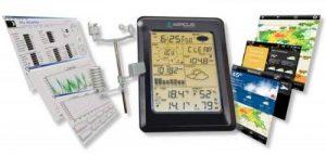 Aercus Instruments WS1093 Station météo sans fil avec écran tactile et téléchargement par Internet Guide du débutant (français non garanti) de la marque Aercus Instruments image 0 produit
