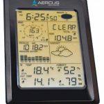 Aercus Instruments WS1093 Station météo sans fil avec écran tactile et téléchargement par Internet Guide du débutant (français non garanti) de la marque Aercus Instruments image 2 produit