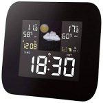 ALECTO WS-1850 Station météo digitale, Noir, 14 x 4 x 16 cm de la marque ALECTO image 1 produit