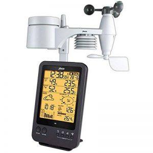 ALECTO WS-4700 Station météo professionnelle digitale, Noir, 13 x 5,4 x 27,8 cm de la marque ALECTO image 0 produit