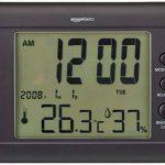 AmazonBasics Thermo-hygromètre numérique - Noir de la marque AmazonBasics image 1 produit