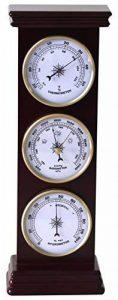 baromètre hygromètre thermomètre bois TOP 11 image 0 produit