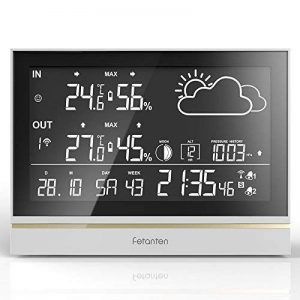 baromètre température TOP 8 image 0 produit
