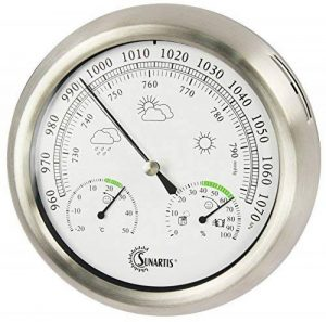 baromètre thermomètre TOP 2 image 0 produit