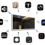 Beau Miroir Salle De Bain Lumineux LED 80x60cm de la marque FORAM image 4 produit