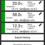 Blooming météo 31.4004.02météo hub Smart Home Système kit de démarrage avec jauge de pluie et capteur de température–Blanc de la marque Blooming Weather image 1 produit