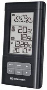 Bresser TemeoTrend LBStation météo radio pilotée, noire de la marque Bresser image 0 produit