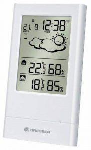 Bresser TempTrend Station météo radio pilotée, blanche de la marque Bresser image 0 produit