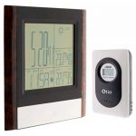 Centrale météo multifonction bois de la marque Otio image 5 produit