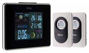 Centrale météo avec 2 capteurs de la marque Otio image 0 produit
