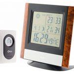 Centrale météo multifonction bois de la marque Otio image 3 produit