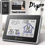 DG-th8888 Pro Color Wireless Weather Station by scoutbar de la marque DIGOO image 3 produit