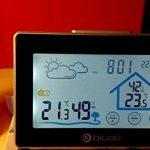 DG-th8888Pro Color Wireless Weather Station by scoutbar de la marque DIGOO image 4 produit