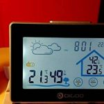 DG-th8888 Pro Color Wireless Weather Station by scoutbar de la marque DIGOO image 4 produit
