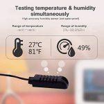Docooler Sonoff TH10 Commutateur Intelligent WiFi Télécommande Téléphone Smart Capteur de Température et d'humidité pour Smart Home de la marque Docooler image 2 produit