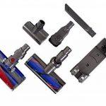 Dyson V6 Total Clean Aspirateur Balai Technologie 2 Tier Radial Garantie 2 ans Rouge/Métal de la marque Dyson image 3 produit