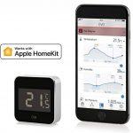 Elgato Eve Degree - Station Météo pour Temperature, humidité et Pression atmosphérique avec Technologie Apple HomeKit, Écran LCD, Bluetooth Low Energy de la marque Elgato image 3 produit