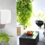 Elgato Eve Weather - Capteur extérieur sans fil avec technologie HomeKit d'Apple, Bluetooth Low Energy de la marque Elgato image 2 produit