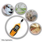 ERAY Digital Température et Humidité Mètre Thermohygromètres Thermomètre Hygromètre avec LCD Affichage de la marque ERAY image 4 produit