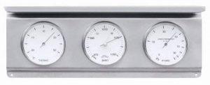 Eschenbach Optik 53977 Station météorologique en inox de la marque Eschenbach Optik GmbH + Co image 0 produit