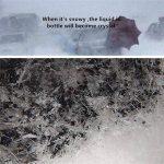 Etbotu prévisions météo Baromètre, forme d'oiseau Storm Verre Home Office Décoration anniversaire Festival Cadeau de la marque Etbotu image 6 produit