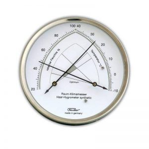 Fischer Home climate, Hygrometer with Thermometer de la marque Fischer image 0 produit