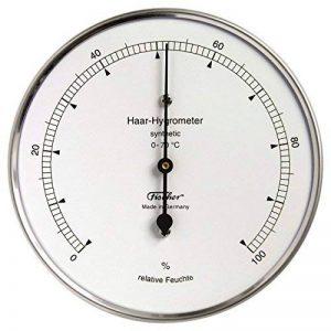 Fischer hygromètre à cheveux synthétiques,, Laiton, acier inoxydable, 30 x 10.3 x 30 cm de la marque Fischer image 0 produit