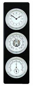 Fischer Station météo avec horloge à quartz, baromètre, hygromètre/thermomètre de la marque Feingerätebau K. Fischer GmbH image 0 produit