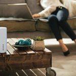Foobot, Moniteur d'Air Intérieur Connecté - Contrôle Automatique pour une Bonne Qualité d'Air en Permanence - Capteur d'Humidité Température COV Formaldéhyde Particules Fines PM2.5 de la marque Foobot image 1 produit