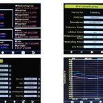 Froggit HP1000se (Version 2018) Wi-Fi Internet Station météo radio professionnelle–images-écran solaire Unité extérieure vollfarb Écran LCD, avec mémoire flash 4Go, Miracle Ground anbindung de la marque Froggit image 3 produit