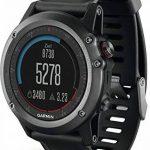 Garmin Fenix 3 - Montre GPS Multisport - Gris avec Bracelet Noir de la marque Garmin image 2 produit