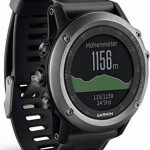 Garmin Fenix 3 - Montre GPS Multisport - Gris avec Bracelet Noir de la marque Garmin image 4 produit