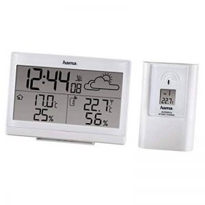 Hama 00113986 électronique station météo ews-890, blanc de la marque Hama image 0 produit