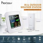 HOCOSY Station météo négative à trois canaux couleur Blanc de la marque HOCOSY image 2 produit