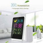 horloge station météo murale TOP 10 image 1 produit