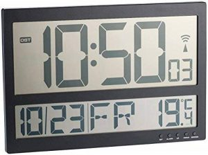 horloge station météo murale TOP 6 image 0 produit