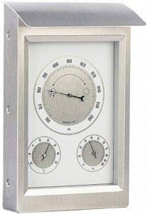 Infactory station météorologique avec hygromètre et barometeranzeige de la marque infactory image 0 produit