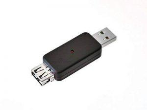 Isolateur USB avec ADuM4160 - 5000V Signal Isolation - Isolation galvanique - Ultra Low Noise - 1000mW de la marque HIRESFI image 0 produit