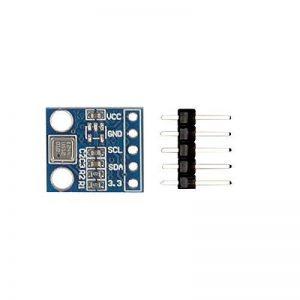 kwmobile Capteur de pression atmosphérique BMP180 - Module baromètre et mesure température air altitude - Compatible Arduino Raspberry Pi Genuino de la marque kwmobile image 0 produit