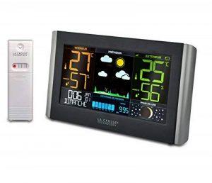 La Crosse Technolgy - WS6836 Station Météo grand écran LCD coloré - Noir de la marque La Crosse Technology image 0 produit