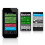 La Crosse Technology MA10006 Station météo complète avec passerelle pour smartphone et tablette système Mobile Alerts - Noir de la marque La Crosse Technology image 1 produit