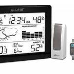 La Crosse Technology MA10006 Station météo complète avec passerelle pour smartphone et tablette système Mobile Alerts - Noir de la marque La Crosse Technology image 2 produit