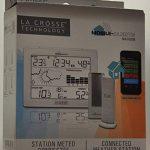 La Crosse Technology MA10006 Station météo complète avec passerelle pour smartphone et tablette système Mobile Alerts - Noir de la marque La Crosse Technology image 3 produit