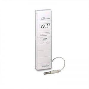 La Crosse Technology MA10300 Capteur température et hygrométrie avec sonde piscine - A ajouter au kit de démarrage de la marque La Crosse Technology image 0 produit