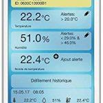 La Crosse Technology MA10300 Capteur température et hygrométrie avec sonde piscine - A ajouter au kit de démarrage de la marque La Crosse Technology image 1 produit
