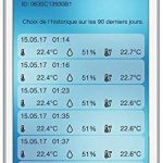 La Crosse Technology MA10300 Capteur température et hygrométrie avec sonde piscine - A ajouter au kit de démarrage de la marque La Crosse Technology image 2 produit