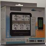 La Crosse Technology MA10421 Station de température connectée Mobile Alerts Noir de la marque La Crosse Technology image 4 produit