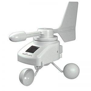 La Crosse Technology MA10660 Anémomètre solaire connecté - A ajouter au kit de démarrage MA10001 de la marque La Crosse Technology image 0 produit