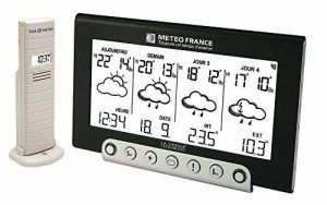La Crosse Technology - WD4925 Station Météo J+3 - Noir de la marque La Crosse Technology image 0 produit