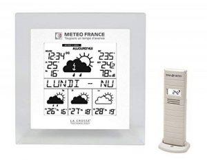 La Crosse Technology WD9521 Station METEO France Prévisions 3 jours - Transparent/blanc de la marque La Crosse Technology image 0 produit